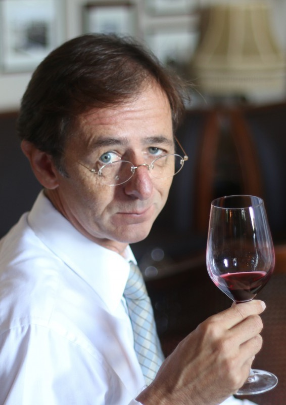 Up Close – Wine Talks with Georges Meekers